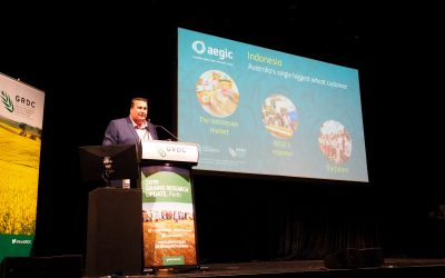 GRDC Research Updates keynote: supporting Indonesia, Australia's largest wheat market
