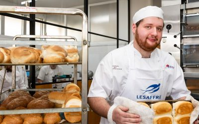 New South Wales baker wins LA Judge Award for Baking Apprentice of the Year