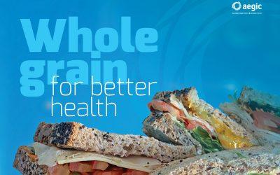 Whole grain for better health
