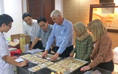 Taking a bigger slice of the Asian cake and biscuit market