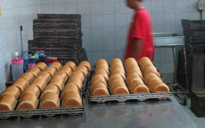 Indonesia's bread and butter