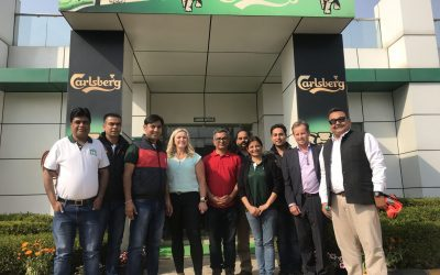 Paving the way for Australian malting barley to India
